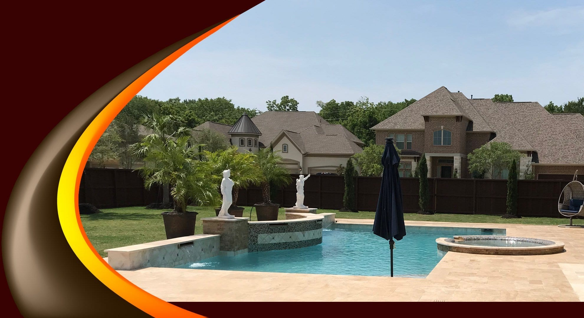 Texas Pool Builders, Escape Pools