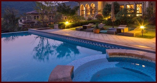 services, custom pools and spas