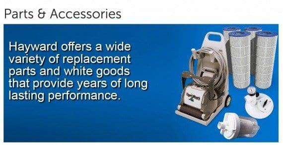 Pool Equipment, parts & accessories