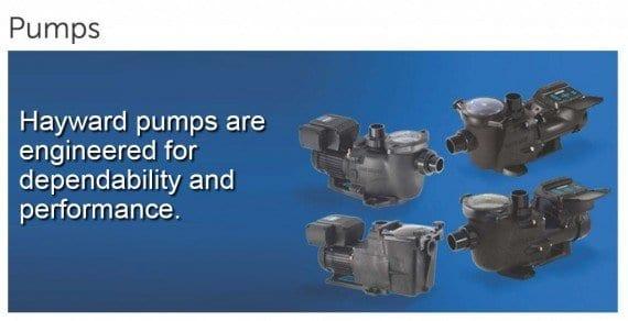 Pool Equipment, pumps