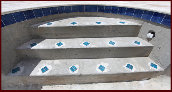Services, pool remodeling
