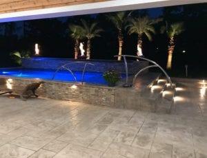 Geometric Pool