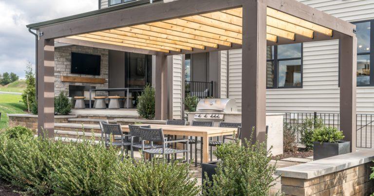 Custom Patio Cover Ideas For Your Kingwood TX Home